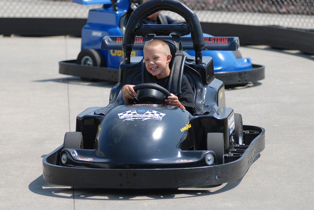 Go Karts The Fun Spot