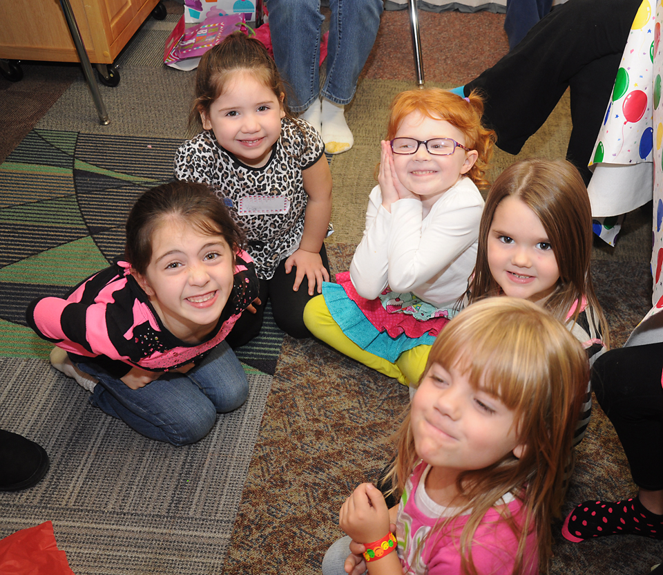 Birthday Parties At The Fun Spot! Book A Birthday Party!
